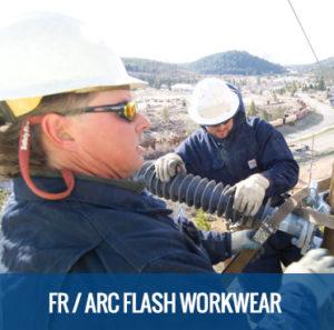 FR/ARC FLASH WORKWEAR