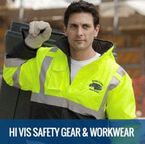 HI VIS SAFETY GEAR & WORKWEAR