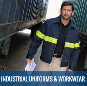 INDUSTRIAL WORKWEAR AND UNIFORMS