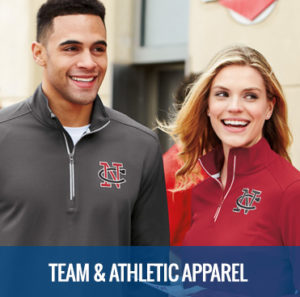TEAM & ATHLETIC APPAREL